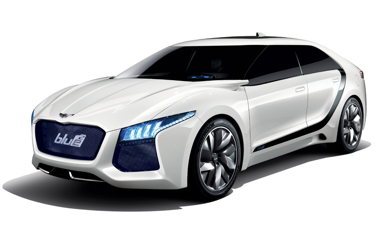 Hyundai Blue2 Concept 11
