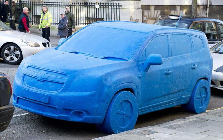 Chevrolet Orlando Play Doh 21