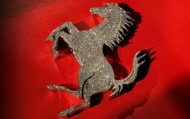 Diamond Encrusted Prancing Horse21 660x413