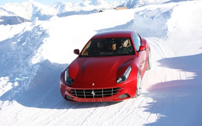 Ferrari FF Front End 660x413