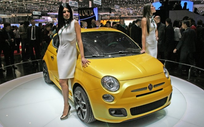 Fiat 500 Coupe By Zagato Front Three Quarter1 660x413