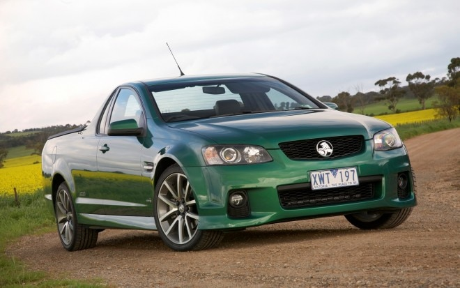 Holden Commodore Truck Front Three Quarter1 660x413