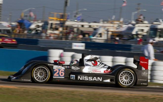 Nissan Signatech Lmp2 Racecar 660x413
