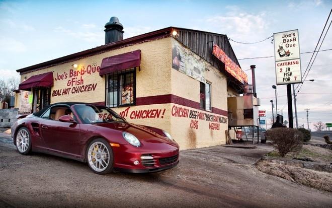 Porsche 911 Turbo Cabriolet Front Three Quarter1 660x413