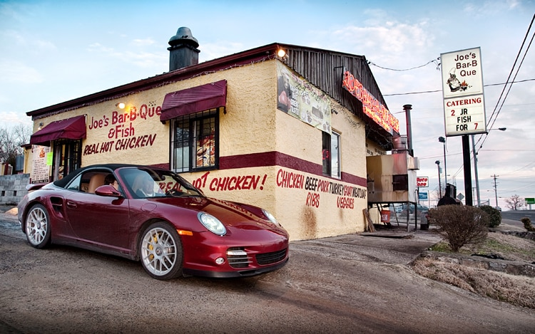 Porsche 911 Turbo Cabriolet Front Three Quarter1
