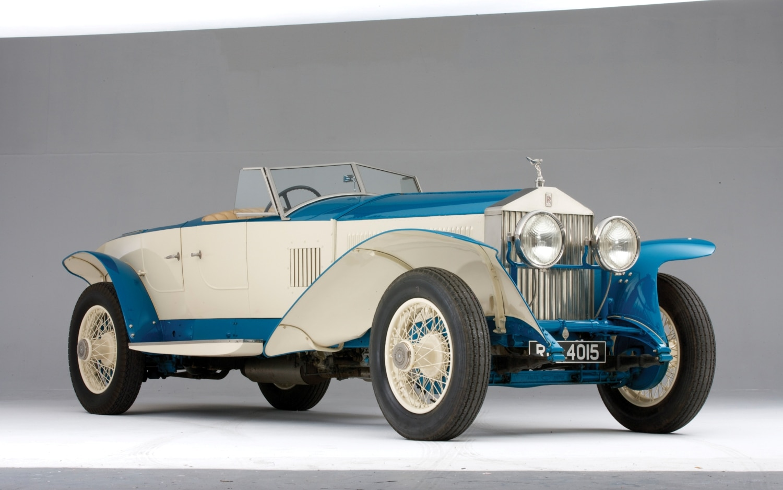1926 Rolls Royce Phantom I Experimental1