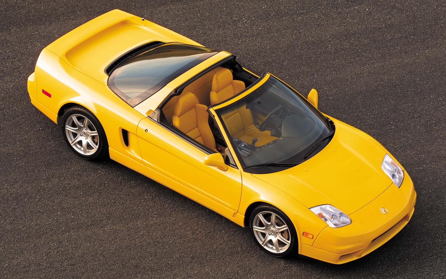 2005 Acura Nsx Top1