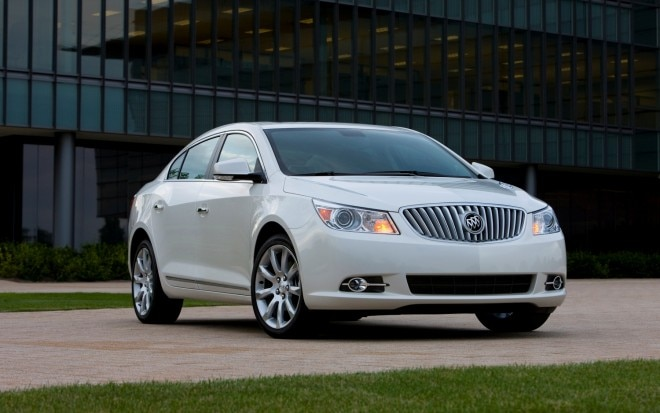 2011 Buick LaCrosse Front1 660x413