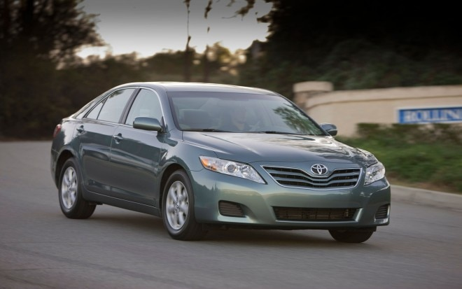 2011 Toyota Camry LE1 660x413