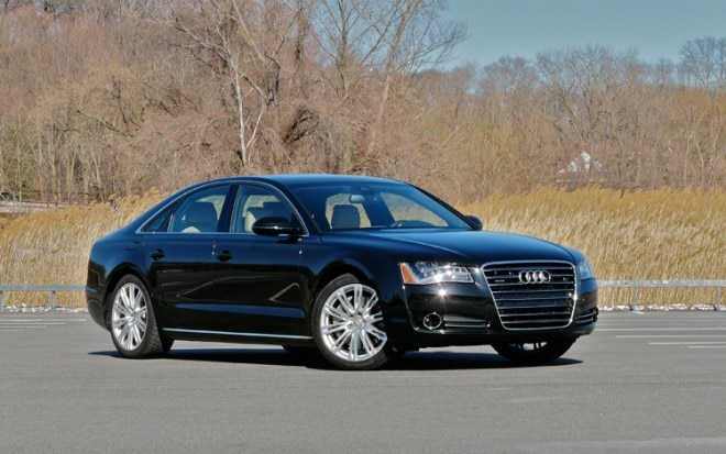 2011 Audi A8 Front Three Quarters2 660x413