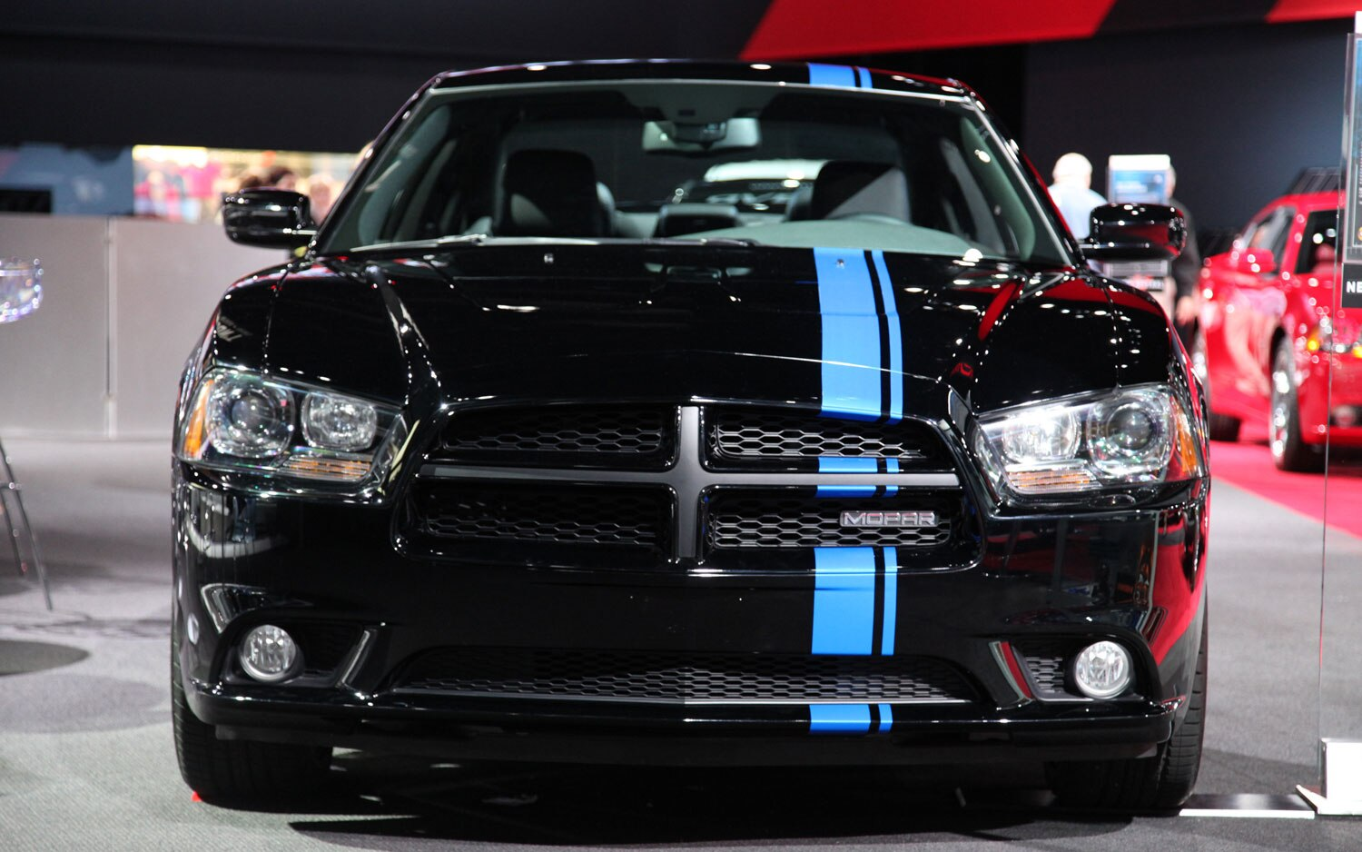 2011 Dodge Charger Mopar Special Edition Front View1