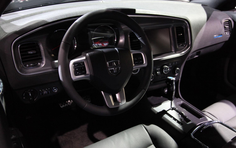 2011 Dodge Mopar Charger 2011 New York Auto Show