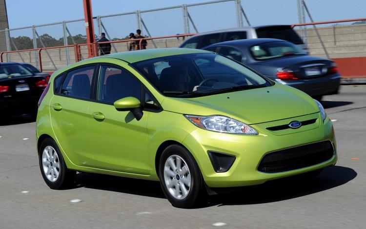 2011 Ford Fiesta Ft Tq Green1