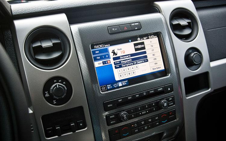 2011 Ford Svt Raptor Supercrew 4x4 Editors' Notebook Rhautomobilemag: Ford Raptor Radio At Elf-jo.com