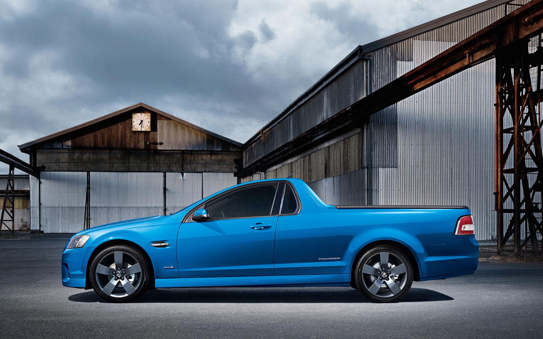 2011 Holden Ute Thunder Edition1