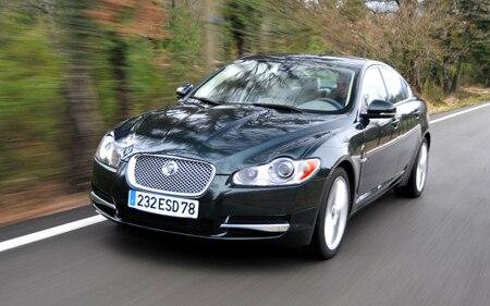 2011 Jaguar XF Promo
