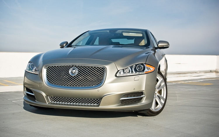 2011 jaguar xjl editors 39 notebook automobile magazine. Black Bedroom Furniture Sets. Home Design Ideas