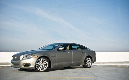 2011 Jaguar XJL Promo