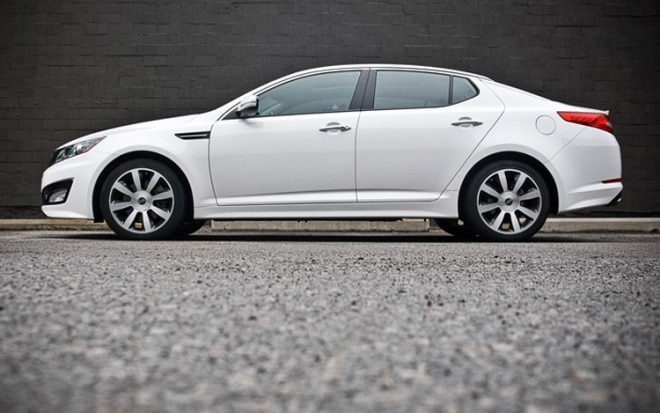 2011 Kia Optima Sx Left Side View2 660x413
