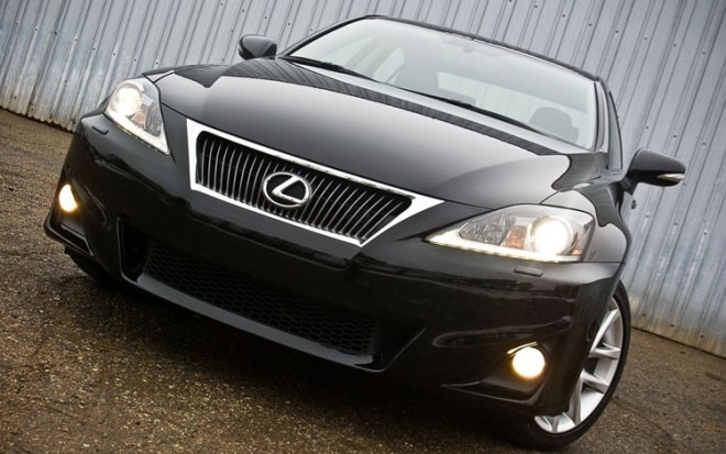 2011 Lexus Is350 Front View1 660x413