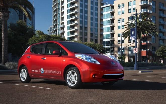 2011 Nissan Leaf Front1 660x413