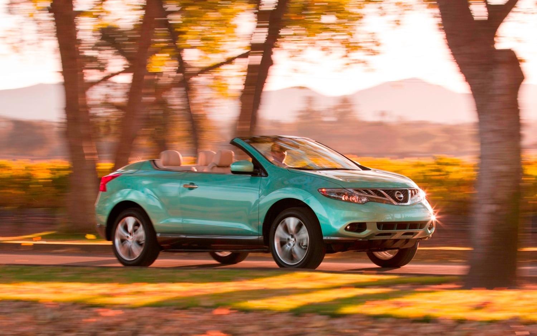 2011 Nissan Murano Crosscabriolet1