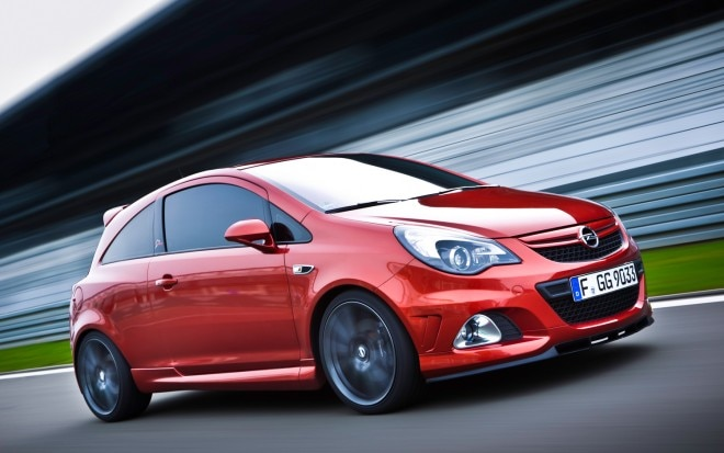 2011 Opel Corsa Opc Nurburgring Edition Front Three Quarter1 660x413