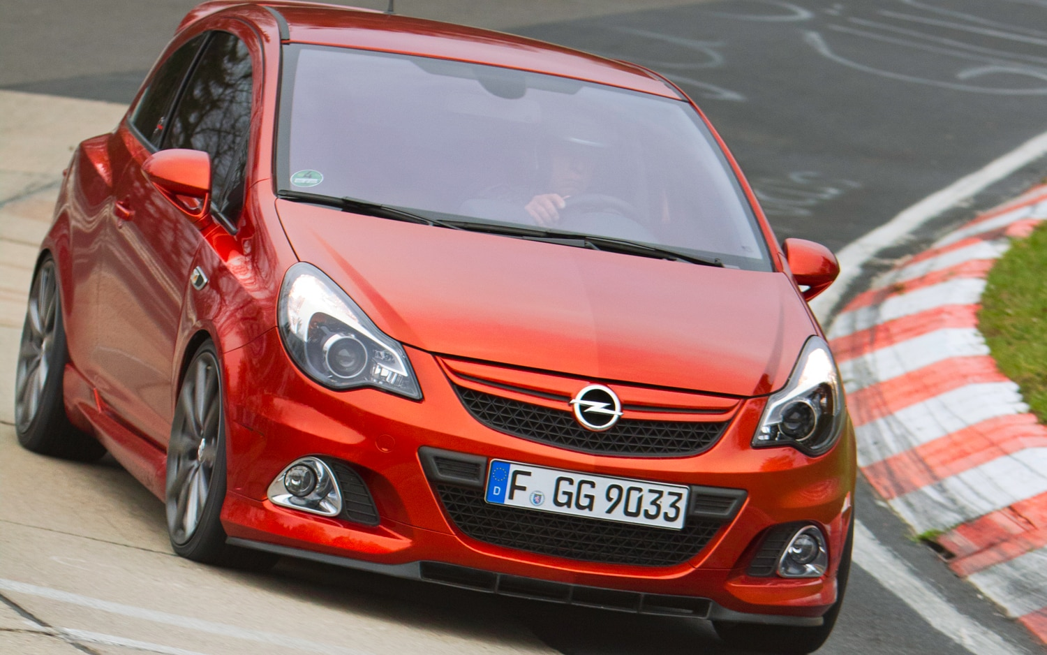 2011 opel corsa opc nurburgring edition big power small hatch. Black Bedroom Furniture Sets. Home Design Ideas