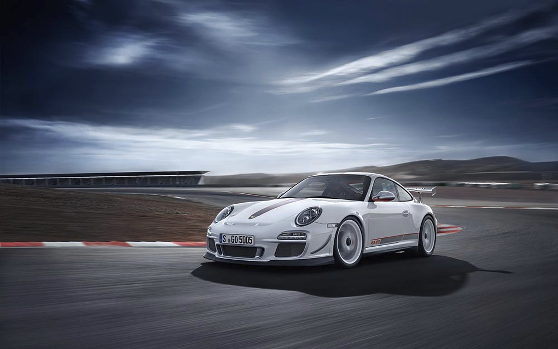 2011 Porsche 911 GT3 RS 4 0 Front Three Quarters