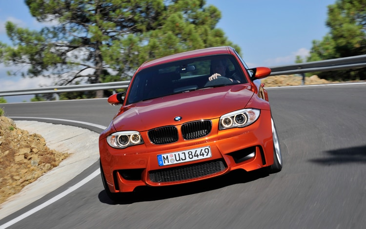 BMW Series M Coupe First Drive Automobile Magazine - Bmw 1 series m coupe