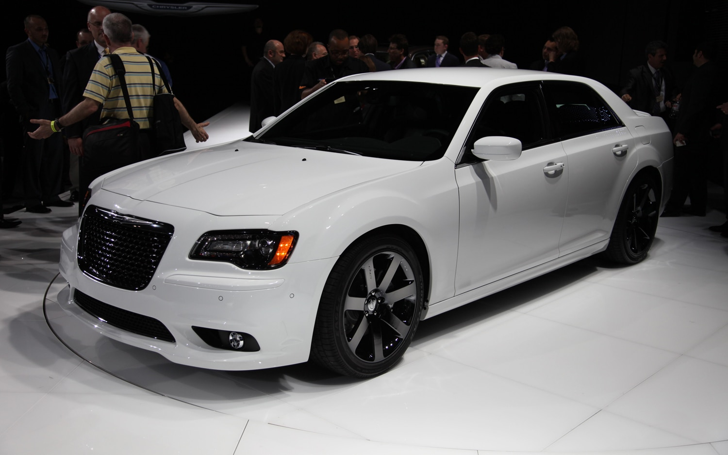 2012 Chrysler 300 SRT8 - First Look - Automobile Magazine