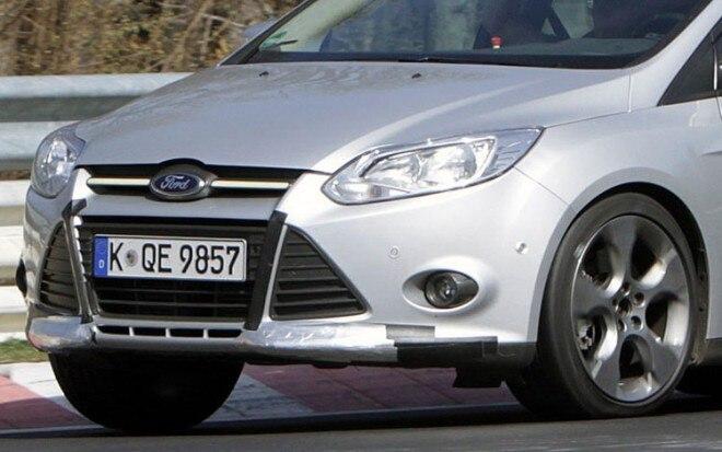 2012 Ford Focus St Spy Photo 660x413