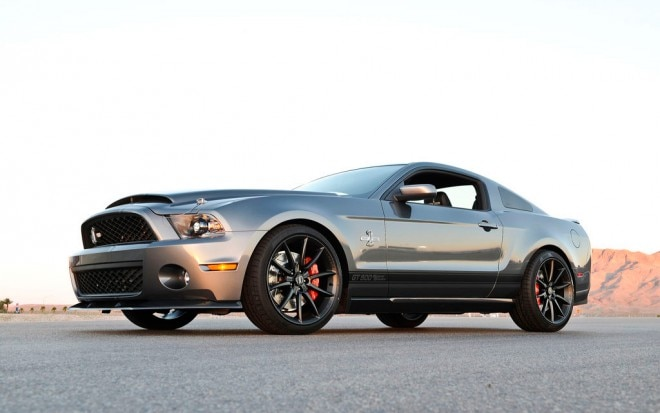 2012 Ford Shelby GT500 Super Snake Front Three Quarter1 660x413