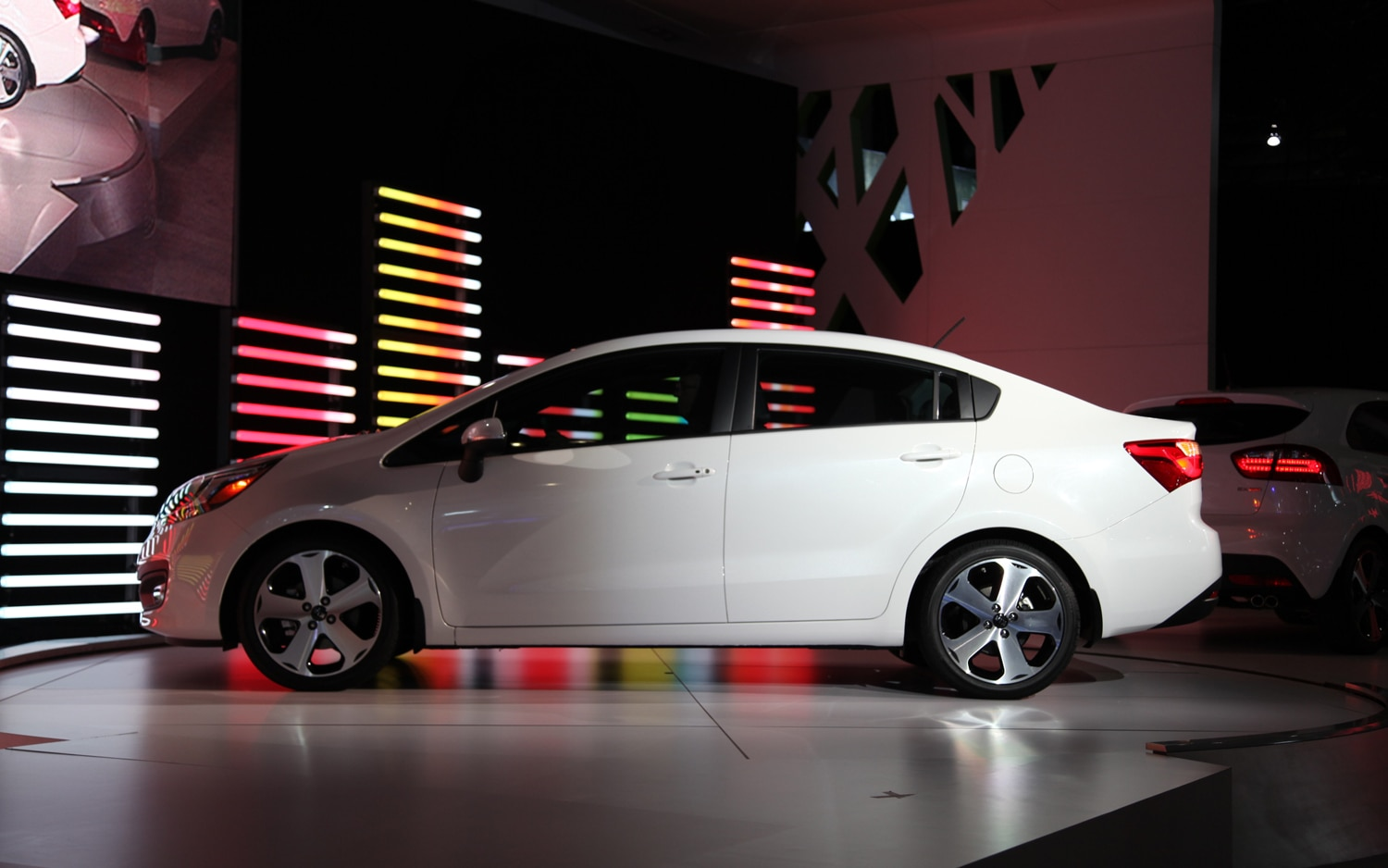 2012 Kia Rio First Look Automobile Magazine