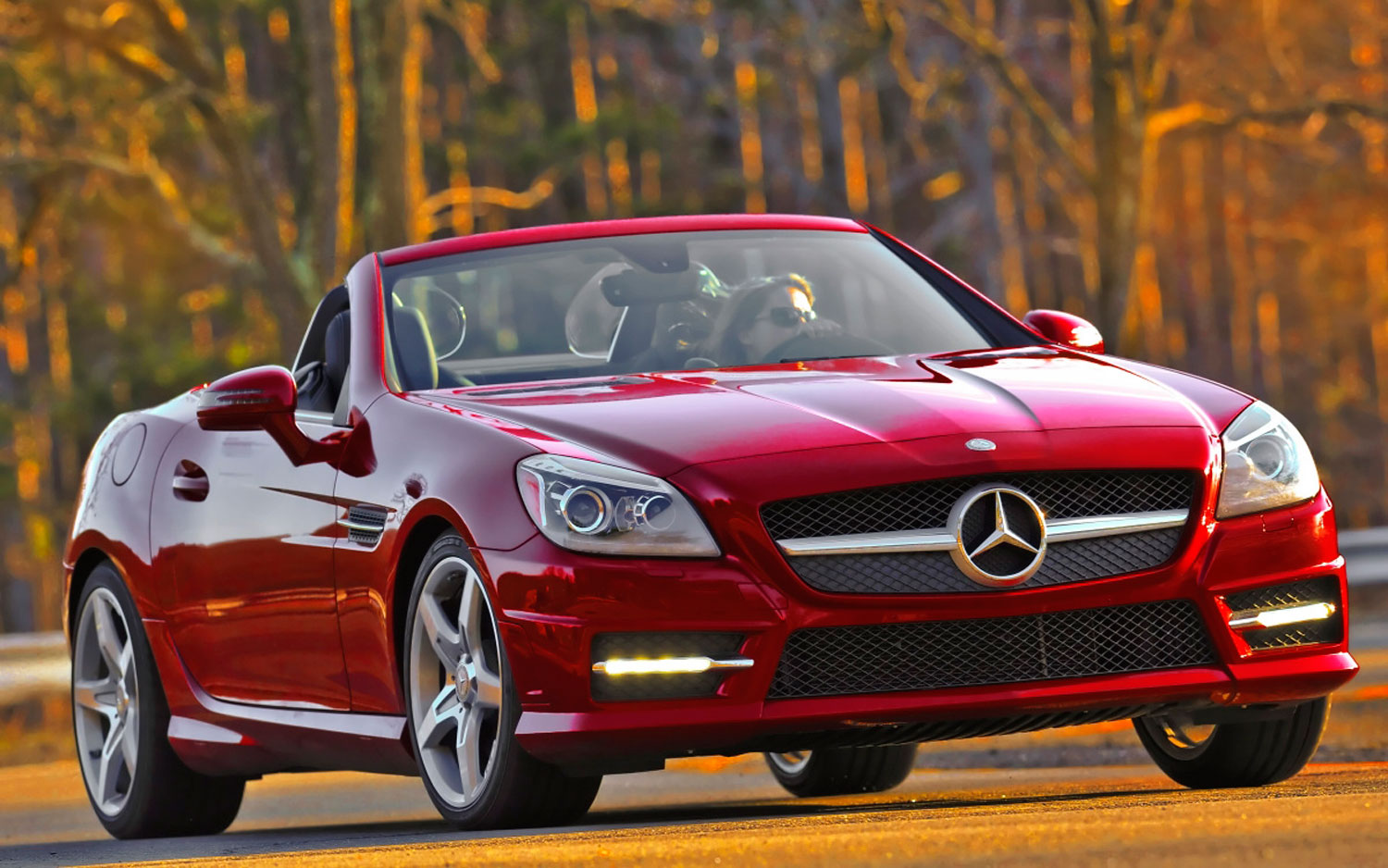 Mercedes benz price hike for 2012 slk350 roadster for Mercedes benz sl 350 price