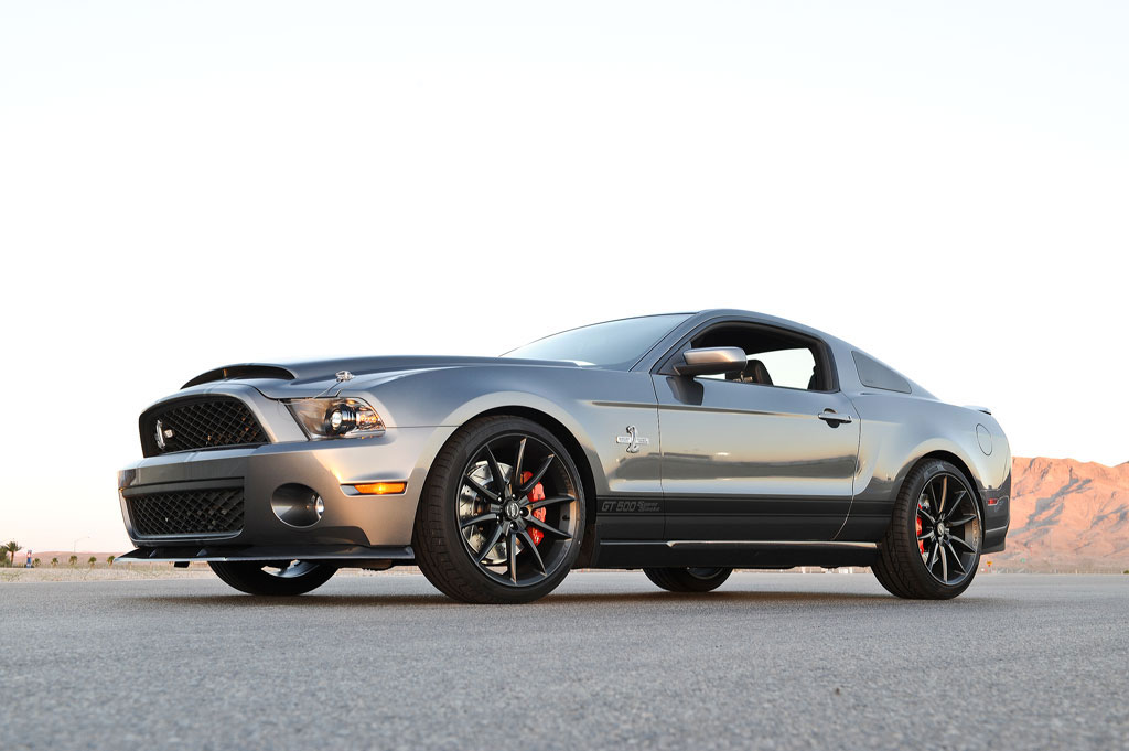 800-Horsepower, 2012 Shelby Mustang GT500 Super Snake Heading To NYC ...
