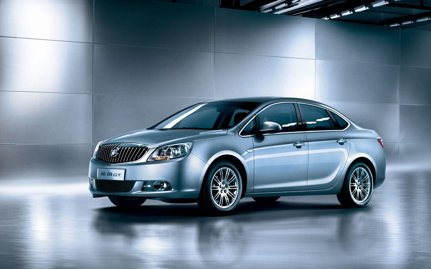 Buick Excelle GT Sedan1