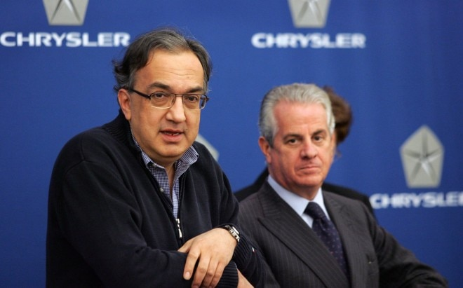 Chrysler Grou Ceo Sergio Marchionne 660x411
