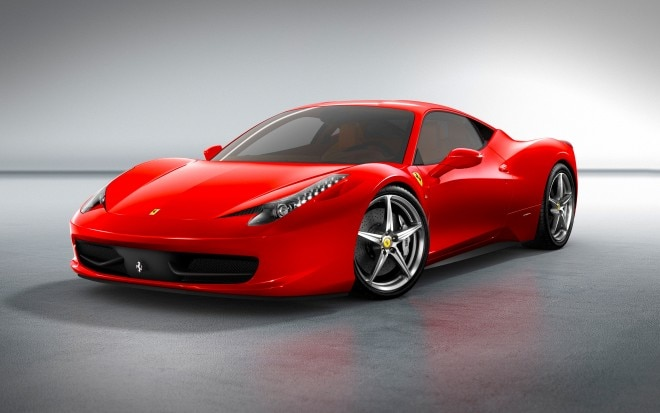 Ferrari 458 Italia Front Three Quarter1 660x413