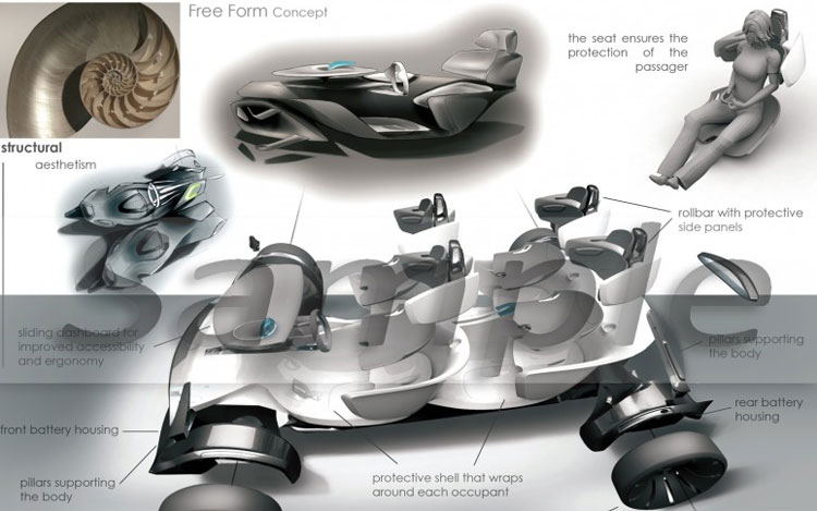 Gm Design Launches Car Design Contest For Students