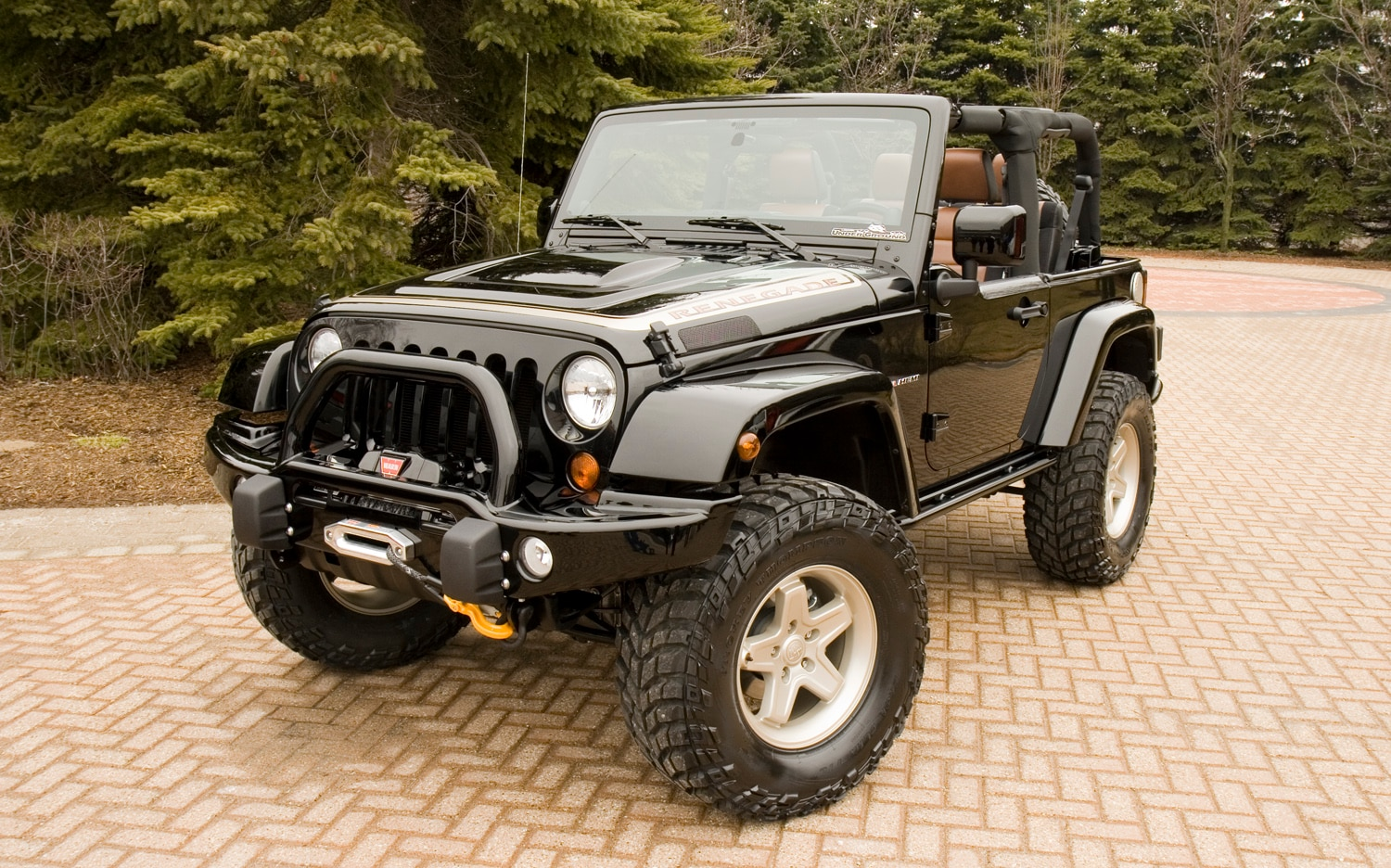 mopar 39 s moab road show new jeep ram concepts heading to easter jeep safari. Black Bedroom Furniture Sets. Home Design Ideas