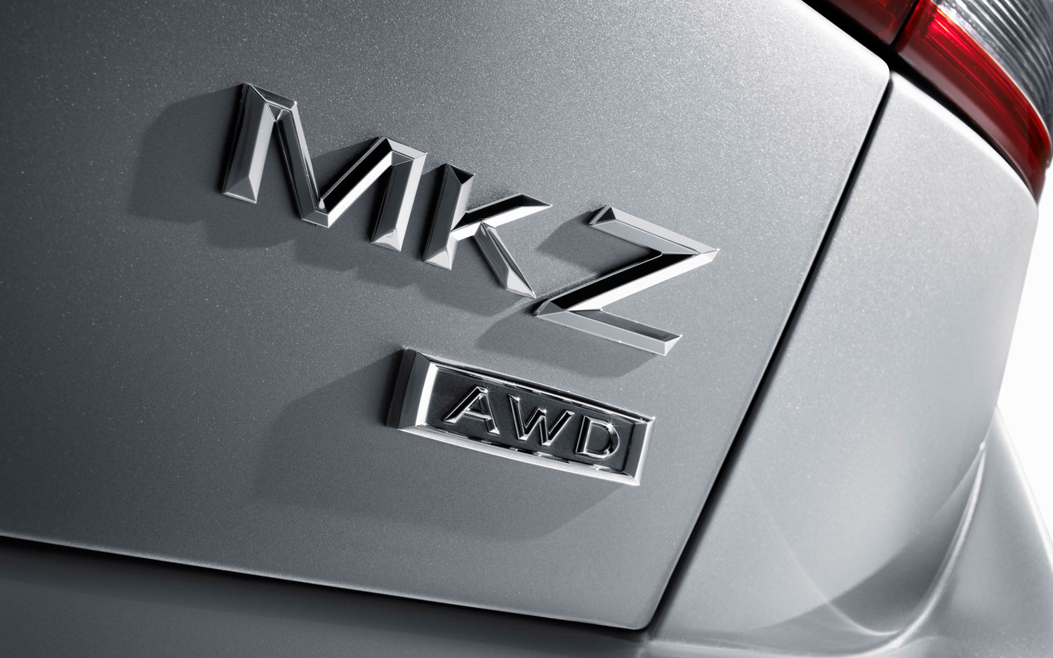 Lincoln Mkz Awd Badge1