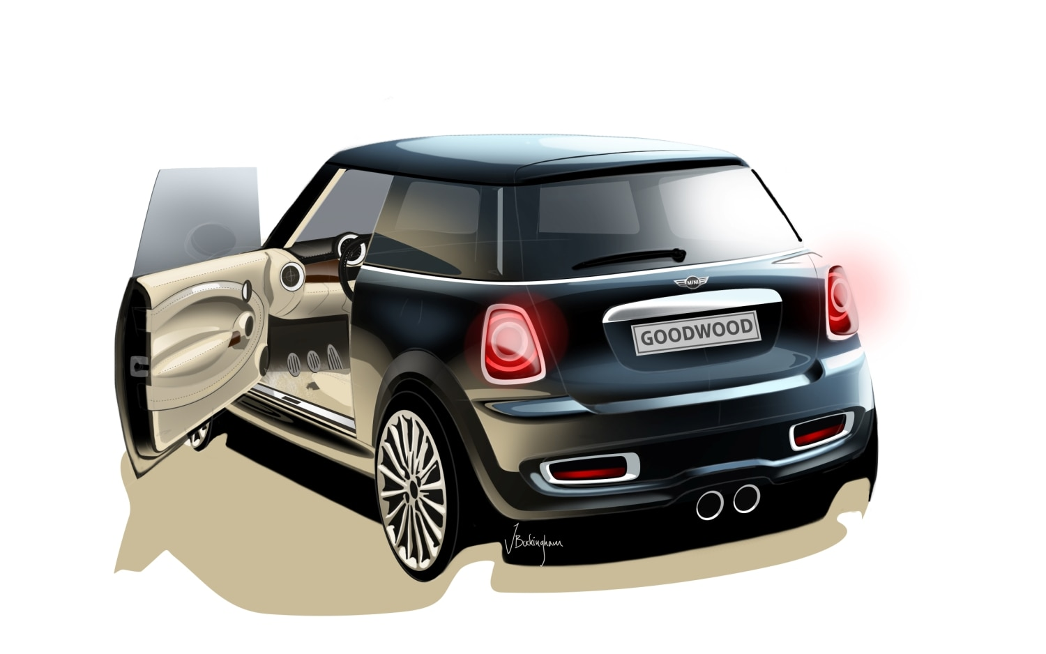 Mini Inspired By Goodwood Exterior1