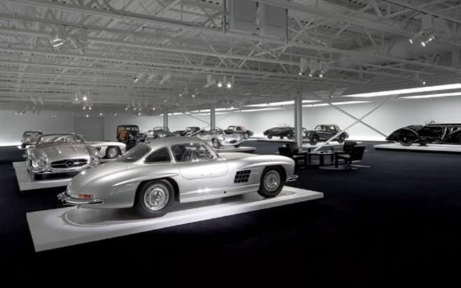 Ralph Lauren 1955 Mercedes Benz 300sl1 660x413