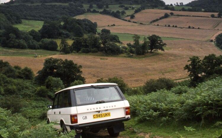 Range Rover Slide