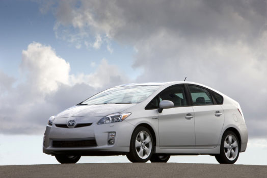Toyota Prius Front Shot