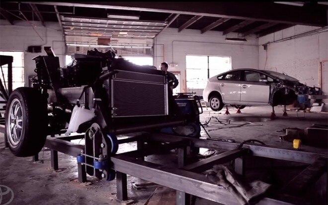 Toyota Prius Roller Coaster 660x413