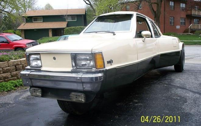 1980 Chevrolet Citation Three Wheeler Front Three Quarter 660x413