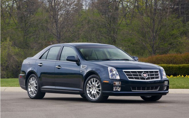 2009 Cadillac STS 0011 660x413