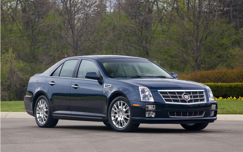 2009 Cadillac STS 0011